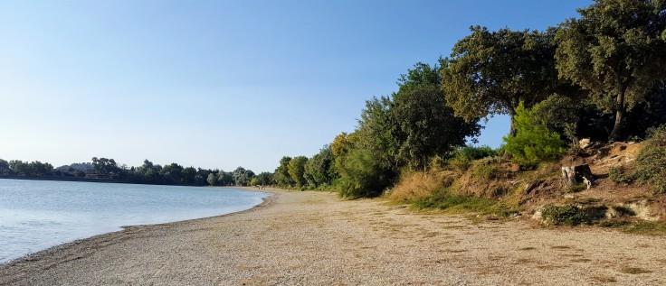 La plage de la Bonde