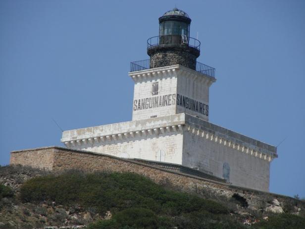 Le phare des Sanguinaires